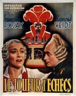<i>The Chess Player</i> (1938 film)