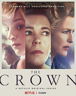 <i>The Crown</i> (season 4) season of television series
