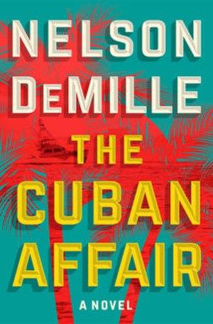 The Cuban Affair - Image: The Cuban Affair, Novel Cover