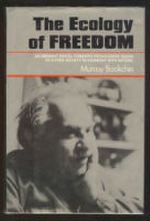 The Ecology of Freedom - Cover of the first edition
