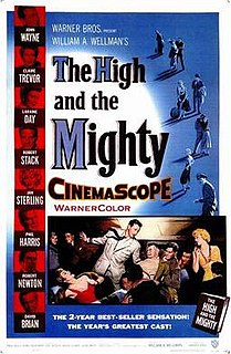 <i>The High and the Mighty</i> (film) 1954 film
