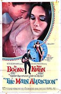 <i>The Main Attraction</i> (film) 1962 film