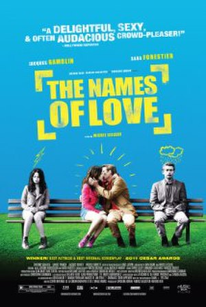 The Names of Love - Film poster
