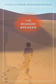 <i>The Shadow Speaker</i> book by Nnedi Okorafor