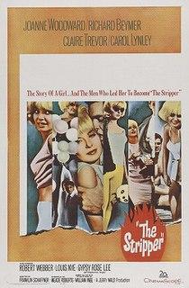 <i>The Stripper</i> (film) 1963 film by Franklin J. Schaffner