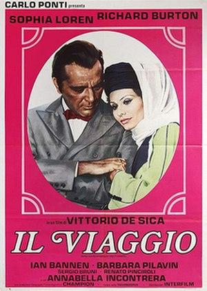 The Voyage (film) - Australian DVD cover