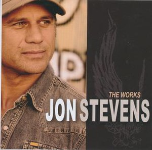 The Works (Jon Stevens album) - Image: The Works by Jon Stevens