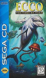 <i>Ecco: The Tides of Time</i> 1994 video game