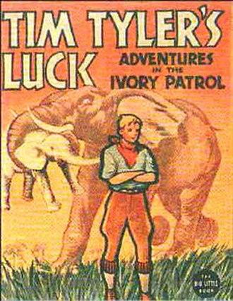Tim Tyler's Luck - Image: Timtylerivory