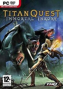 Titan Quest: Immortal Throne - Wikipedia