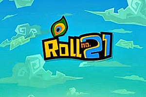 Roll No 21 - Show's title card