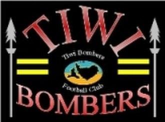 Tiwi Bombers Football Club - Image: Tiwi Bomberslogo
