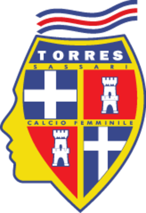 A.S.D. Torres Calcio Femminile - Image: Torres sassari logo