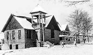 Towson United Methodist Church - Towson Methodist Protestant Church in the 1920s