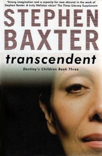 Transcendent (novel) - Image: Transcendent Baxter 2