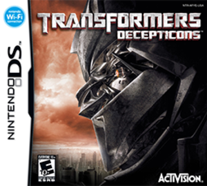 Transformers Decepticons - Image: Transformers Decepticons Coverart