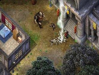 Ultima Online - Screenshot from Ultima Online: Kingdom Reborn.