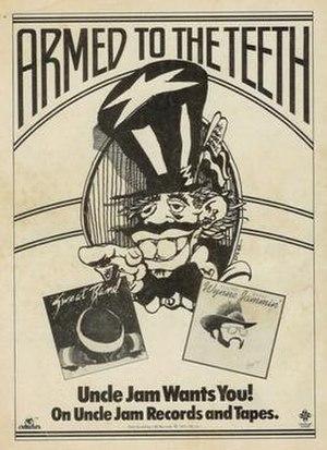 Uncle Jam Records - Image: Uncle Jam Records