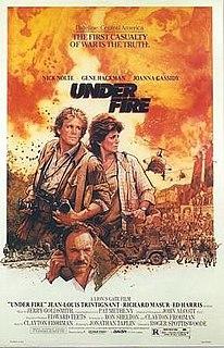 <i>Under Fire</i> (1983 film) 1983 film by Roger Spottiswoode
