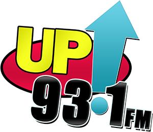 CIHI-FM - Image: Up! 93.1 Logo