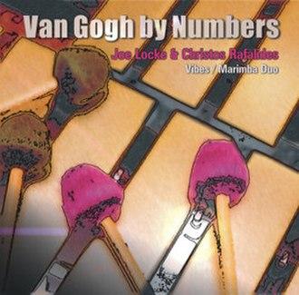 Van Gogh by Numbers - Image: Van Gogh By Numbers Joe Locke 2005