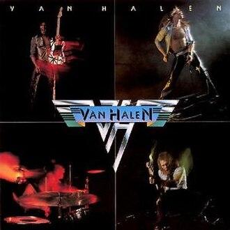 Van Halen (album) - Image: Van Halen album