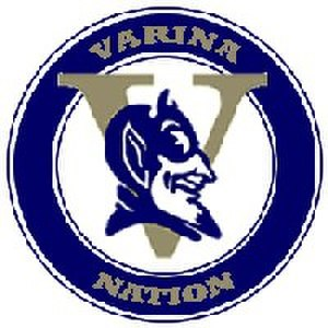 Varina High School - Image: Varina High School Logo