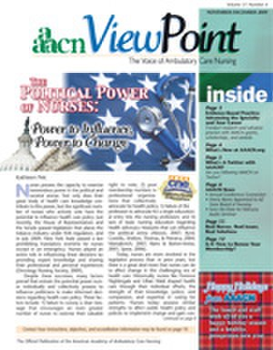 AAACN Viewpoint - Image: Viewpointcover