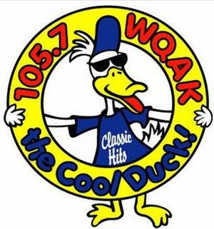 WQAK - Image: WQAK logo