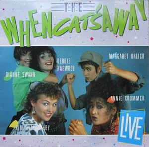 When the Cat's Away (album) - Image: When the Cat's Away (1987 live album)
