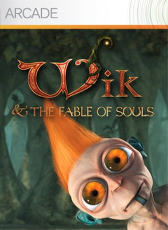 Wik and the Fable of Souls - Image: Wikcover