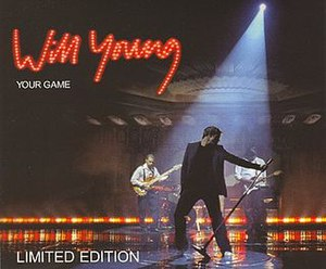 Your Game - Image: Will Young Your Game
