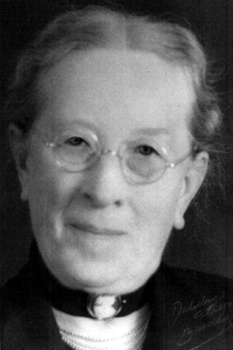 Frideborg Winblad - Image: Winblad Frideborg 1955 circa obituary