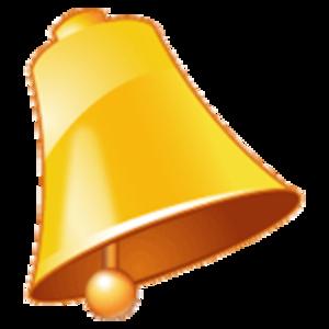 Windows Live Alerts - The Windows Live Alerts logo.