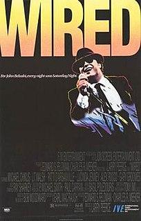 <i>Wired</i> (film) 1989 film by Larry Peerce