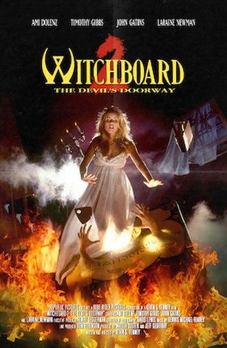 Witchboard 2: The Devil's Doorway - Original film poster