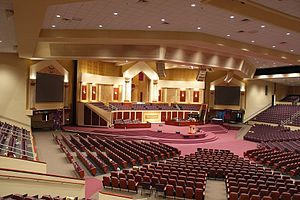 The Word of Faith Family Worship Cathedral