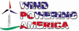 Wind Powering America - Image: Wpa logo sm