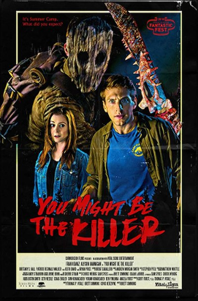 Picture of a movie: You Might Be The Killer