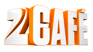 Zee Café - Zee Café's logo used until 15 October 2017