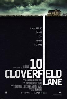 <i>10 Cloverfield Lane</i> 2016 film by Dan Trachtenberg