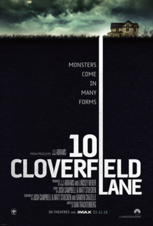 10 Cloverfield Lane - Image: 10 Cloverfield Lane