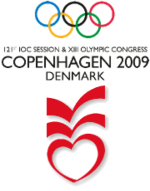 13th Olympic Congress - Logo of the 13th Olympic Congress.