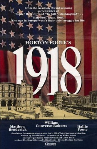 1918 (1985 film) - Image: 1918 (1985 film)