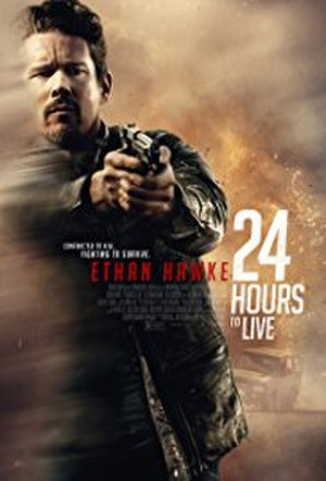 24 Hours to Live - Image: 24 Hours to Live poster