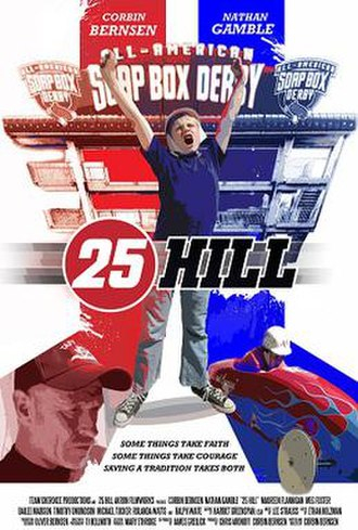 25 Hill - Theatrical poster