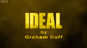 Ideal (TV series) - Ideal title card for Series 6
