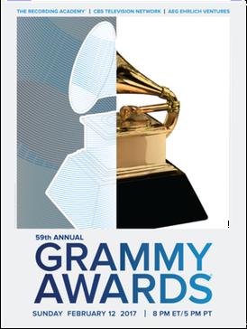59th Grammys