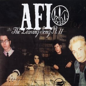 The Leaving Song Pt. II - Image: AFI The Leaving Song Pt. II cover