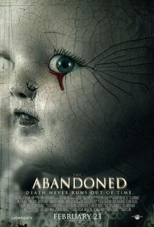 The Abandoned (2006 film) - Theatrical release poster